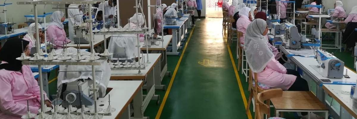 Egyptian Saudia for the Manufacture of Garments and Textiles